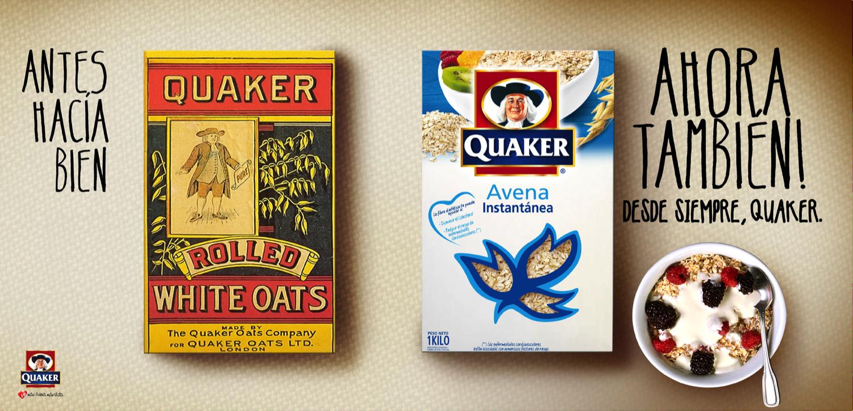 Dieta con avena quaker